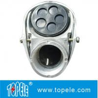 Wholesale 0.5 Inch - 4 Inch EMT Conduit Fittings Clamp Service Entrance Caps from china suppliers