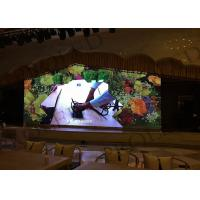 Buy cheap Stable Large Video Screen IP66 Waterproof Easy Installation For Stage from wholesalers