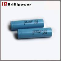 Wholesale Samsung Li-ion Battery INR18650-25R 2500mah Rechargeable E-cig Battery 35A from china suppliers