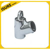 Wholesale Marine Boat Rail Fitting 90 Degree Hinged Tee Stainlessl Steel from china suppliers