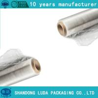 Wholesale Factory direct PE stretch film pallet wrapping special adhesive good ductility from china suppliers