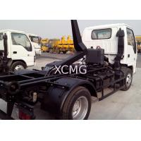 Wholesale Special Purpose Vehicles For Loading , Unloading , And Transport Garden Garbage XZJ5100ZXX from china suppliers