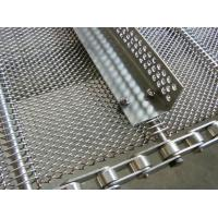 Wholesale Chain Link Woven Belts,Conventional Weave Belts,Heat Treatment Wire Mesh Belt from china suppliers