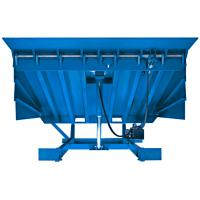 Wholesale Two oil cyclinders hydraulic dock leveler 0.5m for wharf , postal transportation from china suppliers