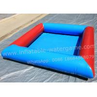 Wholesale 8M Colorful Huge Inflatable Pool , Inflated Swimming Pool For Bumper Boats from china suppliers