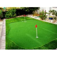 Wholesale 8mm  Commercial golf artificial turf / grass indoor , eco friendly from china suppliers