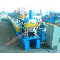 Wholesale Galvanized & Color Painted Iron Seamless Gutter Making Machine from china suppliers