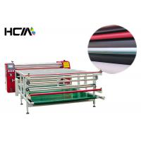 Quality Outdoor Tent Rotary Heat Printing Machine , Large Format Heat Press Machine Sublimation for sale