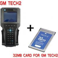 Wholesale GM TECH2 OBD Diagnostic Tools Plus 32MB Card for 1993 and Newer GM Flash Programmable ECUs from china suppliers