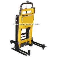 Wholesale Comfortable Wheelchair Stair Stretcher , Yellow Stair Climbing Stretcher from china suppliers