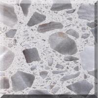 Buy cheap High Hardness Artificial Granite Slabs from wholesalers