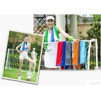 Quality Stripe Yarn Dyed Towels 100% Cotton With Personalized Logo 400gsm for sale