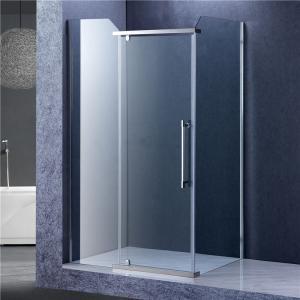 Quality Regular Bathroom Shower Enclosure 3 Panels Glass Shower Cubicle 6796C for sale