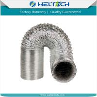 Wholesale Ventilation Flexible Ducting Aluminium Diam. 200mm/20cm from china suppliers