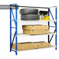 Wholesale Garage Shelving Unit Warehouse Storage Shelves Heavy Duty Steel Shelves from china suppliers