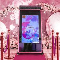 Buy cheap Portable Instant Malaysia Magic Photobooth Selfie Mirror Photo Booth Machine from wholesalers