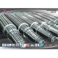 Wholesale 8000T Open Die Hydropess Forged Steel Rolls Solid Cold Roller Forging from china suppliers