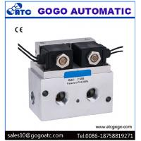 Wholesale Two Position High Frequency Solenoid Valve , Oxygenerator Pilot 4 Way Solenoid Valve from china suppliers