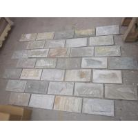 Wholesale Natural Stone Mushroom Wall Cladding Yellow Quartzite Mushroom Stone Landscaping Stone from china suppliers