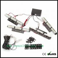 Wholesale 36 LED (4X9) Car Truck Grill Emergency Flash Strobe Lights 3 mode White & Amber from china suppliers