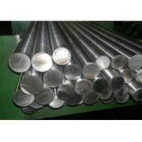 Wholesale Customized 316L stainless steel solid round bar Pickled Bright Polished from china suppliers