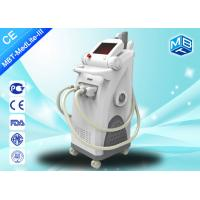 Wholesale Best 3 Handpieces IPL RF E - light SHR OPT Q Switched Nd Yag Laser Tattoo Removal Machine from china suppliers