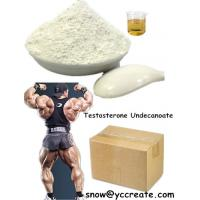 Quality Legal Testosterone Undecanoate Fat Burning Hormones White Crystalline Powder for sale