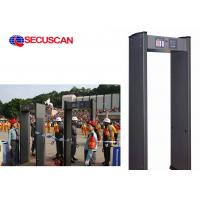 Wholesale Walk Through Metal Detector Security Metal Detector for Embassies from china suppliers
