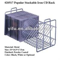 Wholesale Popular Stackable Iron CD Rack from china suppliers