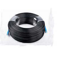 Wholesale SC SC Simplex G657A1 /G657A2 Fiber Optic Flexible Drop Cables PVC / LSZH Indoor Application from china suppliers