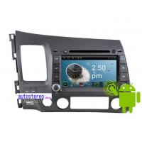 Wholesale Android 4.0 Autoradio Honda Sat Nav DVD for Civic DVD Player GPS Satnav Head Unit from china suppliers