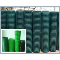 Wholesale PVC coated welded wire mesh / welded mesh panel, 2mm ~ 200mm Aperture from china suppliers