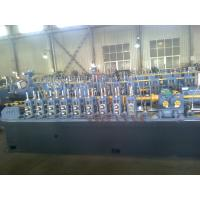 Wholesale Heat Exchanger Steel Pipe Making Machine , Roll Forming Equipment from china suppliers