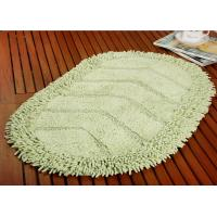 Quality Absorbent Cheap Microfiber Bathroom Mat Anti-Slip Shaggy Surface Modern Style Mat for sale
