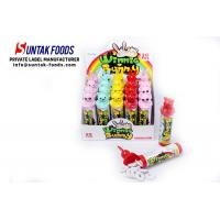 Wholesale Sugarless Christmas Novelty Candy Round Shape 35X25X23mm Carton Size from china suppliers