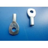 Wholesale Galvanized Terminal Fittings / Steel Cable End Fittings Small Hole Eyelet With 8.5mm Hole Dia from china suppliers