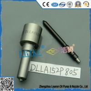 Quality Auto fuel pump nozzle denso DLLA 152P 805 , ERIKC common rail injector nozzle DLLA152 P805 diesel spray nozzle for sale