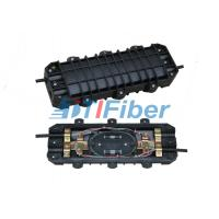 Wholesale 48 Core Aerial Fiber Optic Splice Closure for Duct / Direct Buried from china suppliers