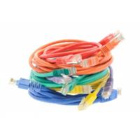 Wholesale UTP RJ45 Computer Networking Cat5e Ethernet Patch Cable , Category 5e from china suppliers