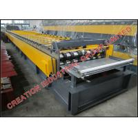 Wholesale Cold Formed Corrugated Steel Floor Deck Plate Manufacturing Machine from Reliable China Supplier from china suppliers
