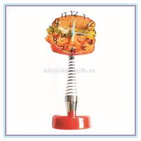 Wholesale Promo gifts plastic wall clock for Humburger from china suppliers