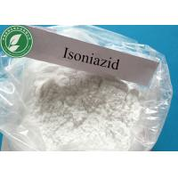 Wholesale BP Standard Pharmaceutical Anti-Bacterial Raw Powder Isoniazid CAS 54-85-3 from china suppliers