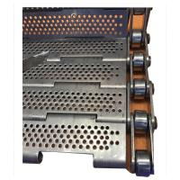 Wholesale Iron or Stainless Steel Plate Wire Mesh Conveyor Belt Heavy Duty from china suppliers