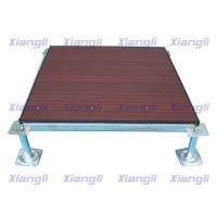 Quality Good Flatness Anti Static Steel Raised Floor 35mmThick for Electronic Workshop for sale