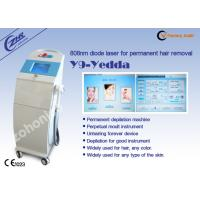 Wholesale 12*12mm Crystal Diode Laser Cheek Hair Removal Machine from china suppliers