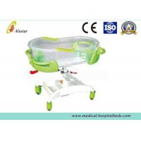 Wholesale Safety Infant Bbaby Hospital Bed, Hospital Crib Bed with CE, ISO13485 Certification (ALS-BB01) from china suppliers