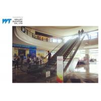 Wholesale Inclination 30° / 35° Shopping Mall Escalator Multiple Safety Protection from china suppliers