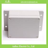 Wholesale 115*90*55mm IP65 waterproof abs enclosures electronics pcb enclosure box from china suppliers