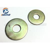 Wholesale Round Head Flat Washers A Type , Flat Steel Washers For Mechanical Machine from china suppliers