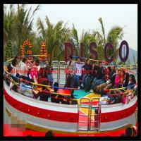 Wholesale Manufacturer supply amusement park rides carnival rides of disco tagada from china suppliers